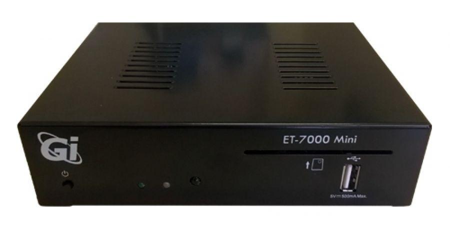 Новинка Galaxy Innovations GI ET7000 Mini уже в продаже