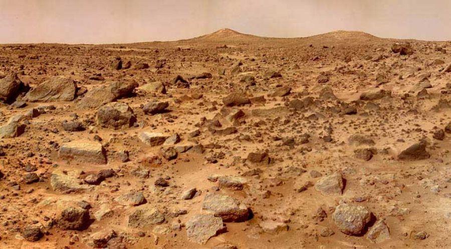 На Марс в шлеме виртуальной реальности