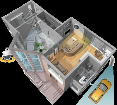 Комплекты для квартиры