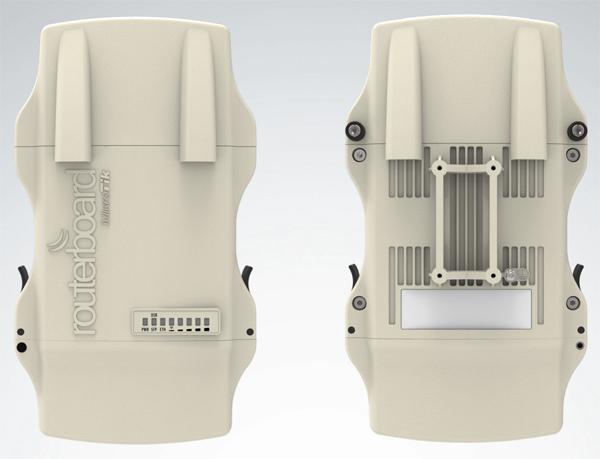 Точка доступа MikroTik NetMETAL 5 RB921UAGS-5SHPACD-NM