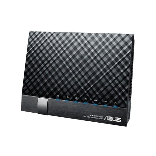 ADSL Модем ASUS DSL-N17U