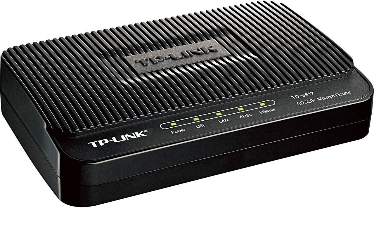 ADSL Модем TP-Link TD-8817