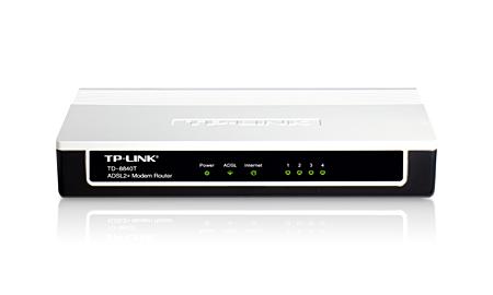 ADSL Модем TP-Link TD-8840T