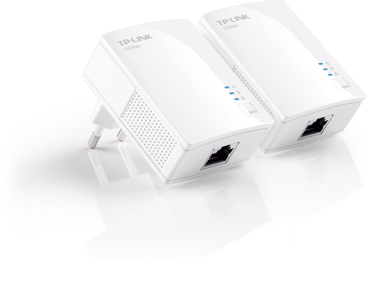 PowerLine адаптер Kit TP-Link TL-PA2010KIT