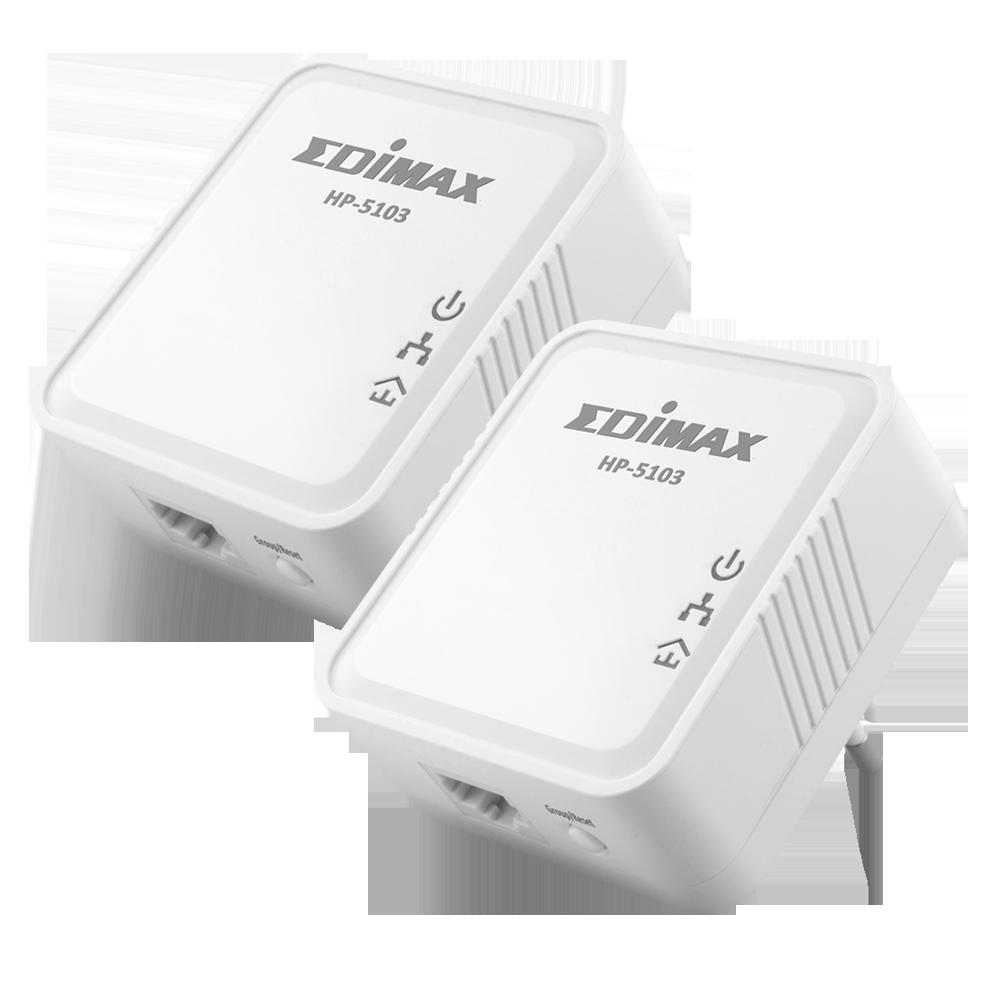 PowerLine адаптер Edimax HP 5103K