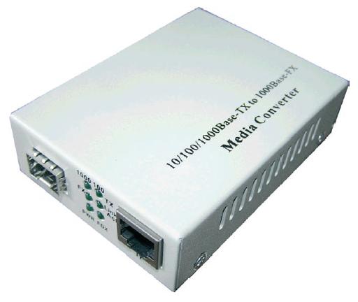 Медиаконвертер Step4Net MC-SFP1000-FE/GE