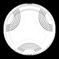 Точка доступа MikroTik Точка доступа Mikrotik cAP-2n (1x10/100 Ethernet port, ceiling AP, 2dB