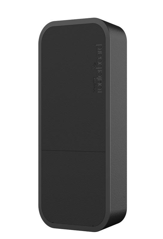 Точка доступа MikroTik Точка доступа  wAP Black (RBwAP2nD-BE) (N300, 650MHz/64Mb, 1х100Мбит,