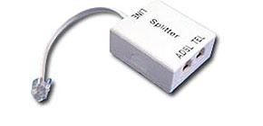 ADSL Модем D-link Cплиттер ADSL  DSL-30CF