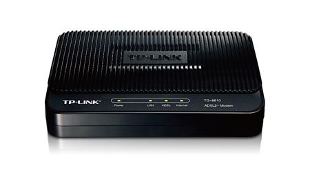 ADSL Модем TP-Link ADSL модем  TD-8816 , 1xLan, 1xRj-11, trendchip