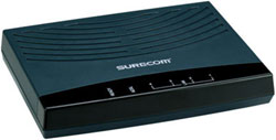 ADSL Модем Surecom EP-4804SX-V