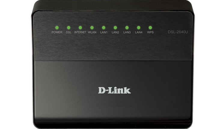 ADSL Модем D-link DSL-2640U/RA/U