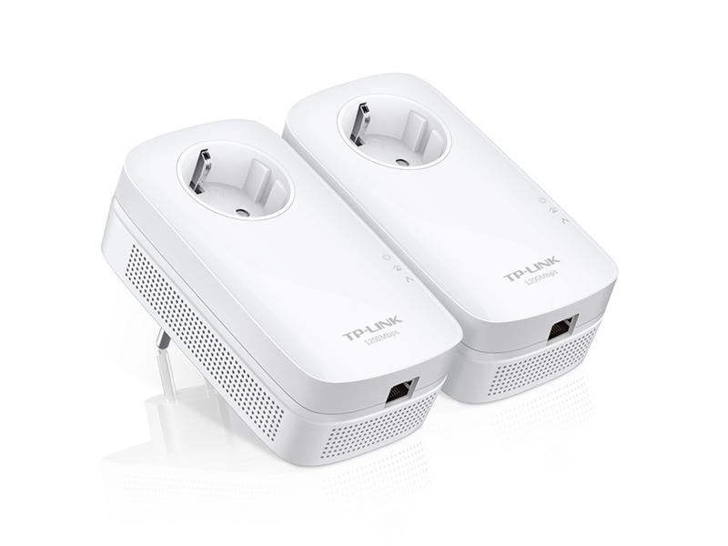 PowerLine адаптер TP-Link TL-PA8010P KIT
