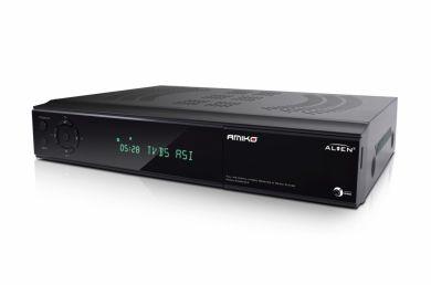 Спутниковый HDTV ресивер Amiko Alien 2 (TWIN)