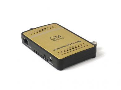 Спутниковый HDTV ресивер Golden Media Wizard HD class