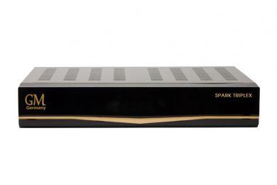 Спутниковый HDTV ресивер Golden Media SPARK TRIPLEX