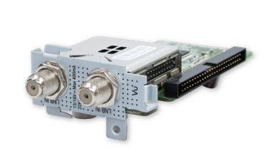Сменный тюнер к ресиверам Vu+ Galaxy Innovations DVB-S2 Twin