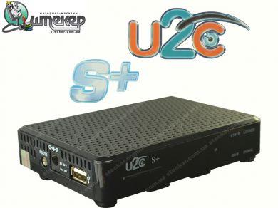 Б/У Спутниковый HDTV ресивер U2C (Uclan) S+ Mini HD Black