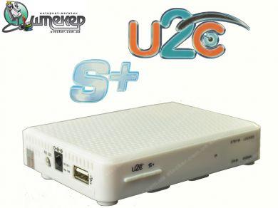 Спутниковый HDTV ресивер U2C (Uclan) Mini HD White