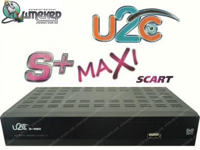 Спутниковый HDTV ресивер U2C (Uclan) Maxi SCART