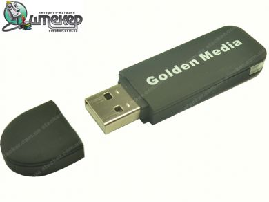 Wi-Fi адаптер Golden Media Stick black