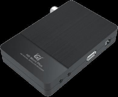 Спутниковый HDTV ресивер Galaxy Innovations GI HD Micro Plus