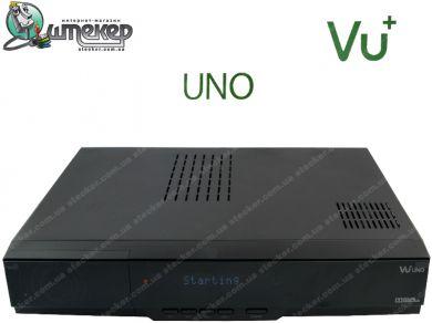 Спутниковый HDTV ресивер Galaxy Innovations GI S8895 Vu+ Uno