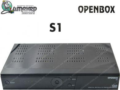Спутниковый SDTV ресивер Openbox S1 PVR