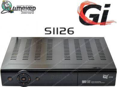 Спутниковый SDTV ресивер Galaxy Innovations GI S 1126