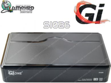 Спутниковый SDTV ресивер Galaxy Innovations GI S 1026