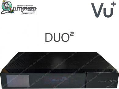 Спутниковый HDTV ресивер VU + Duo 2