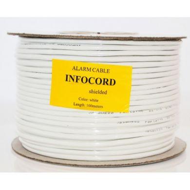 Сигнальный кабель INFOCORD 6x0,22 BC