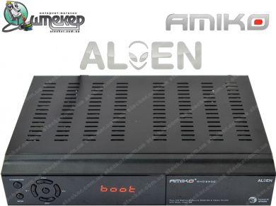 Спутниковый HDTV ресивер Amiko SHD 8900 Alien