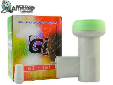 Конвертер Circular Dual-Band Single Galaxy Innovations GI-131