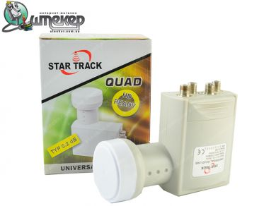 Линейный конвертер Quad Star Track JQU11 Quad