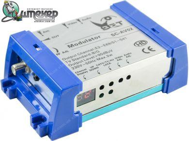 RF Модулятор SET SC-AV02