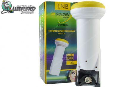 Круговой конвертер Single Golden Media GM-101 Single