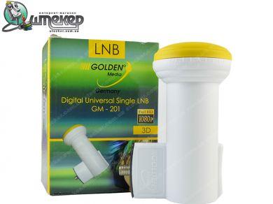 Линейный конвертер Single Golden Media GM-201 Single