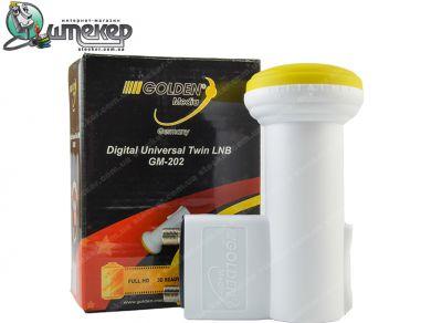 Линейный конвертер Twin Golden Media GM-202  Twin