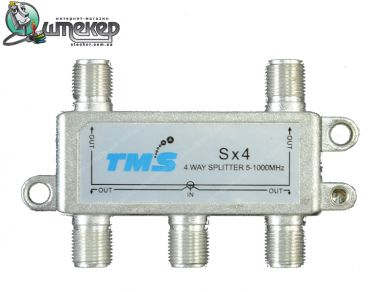Делитель абонентский TMS Split Sx4
