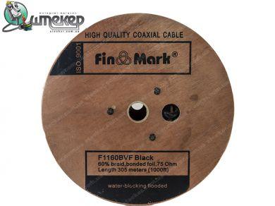 Коаксиальный кабель FinMark F1160 BV Black