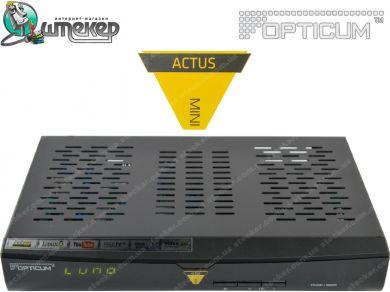 Спутниковый HDTV ресивер Orton ACTUS mini HD
