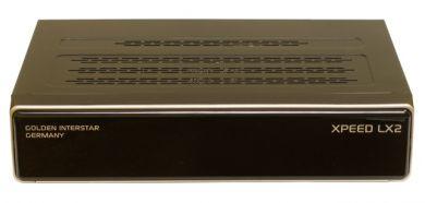 Спутниковый HDTV ресивер Golden Interstar Xpeed LX2