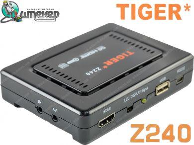 Спутниковый HDTV ресивер Tiger Z240