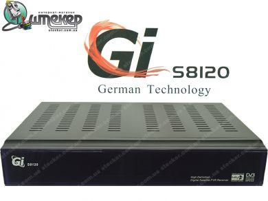 Спутниковый HDTV ресивер Galaxy Innovations GI S8120