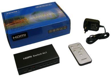 Коммутатор HDMI-сигнала Kitay HDSW 4x1