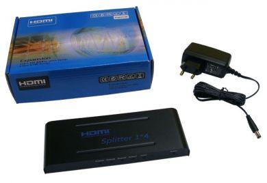 Сплиттер  HDMI-сигнала Kitay HDSP 1x4