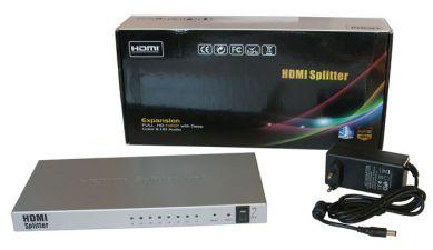 Сплиттер  HDMI-сигнала Kitay HDSP 1x8