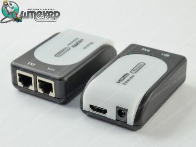 Удлинитель HDMI по витой паре Viewcon VE 517