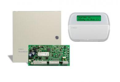 Прибор приемно-контрольный DSC PC 1616